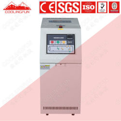 Sistema di riscaldamento di controllo di temperatura della muffa della macchina dello stampaggio ad iniezione
