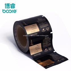 Doppia pellicola di laminazione biodegradabile parteggiata calda del sacchetto del Thermal BOPP CPP