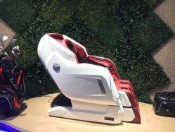 Le luxe 2D Full Body Music fauteuil de massage Shiatsu du rouleau de pied de la thérapie de chauffage électrique repose-pieds d'extension Zero Gravity mur zéro Hugging économiser l'espace le plus récent de la FDA ETL