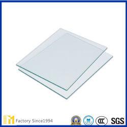 1,8 mm Clear Sheet do Vidro para mobiliário de Segurança Custom-Cut Picture Frame