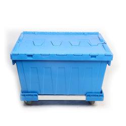 Система хранения данных склада пластмассовый контейнер придает крышки багажника
