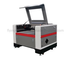 CNC Laser die van Co2 van de Hoge snelheid de Houten Acryl de Fabriek van de Scherpe Machine graveren