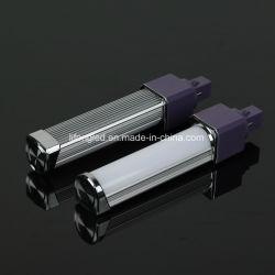 10W 12W Alumínio SMD2835 SMD 5630 LED Plug Light E27 G24 Base