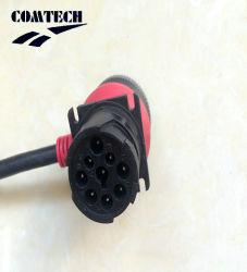 Deutsch J1939 9p de connecteurs pour câbles ouvert