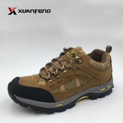 Estilo desportivo tecido vestíveis caminhadas segurança exterior calçado tipo alpino