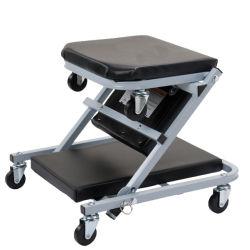 """40 """"機械工Z-のクリーパーのシートの圧延の腰掛けのガレージの店の椅子のツールの自動車修理"""