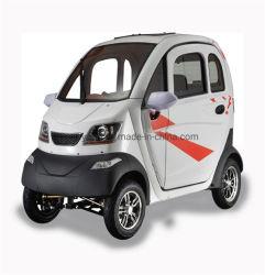 intelligente langsame elektrische Vierradkabine-Miniauto