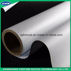 Haute résistance des fils en PVC Flex Frontlit bannière Matte Matériaux d'impression double face