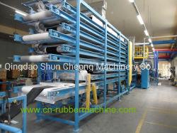 Nieuwe de clain-Riem van het Type Multi-Layer Rubber KoelMachine xpg-600 van het Blad