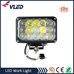 Tracteur 45W Offroad LED Lampe phare de travail/Travail/Kit de feux de brouillard /4X4 off road bateau Lumière 12V 24V