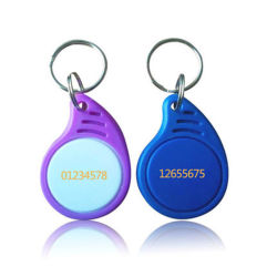 Бирка Keychain 13.56MHz Keyfobs NFC ключевых бирок RFID IC