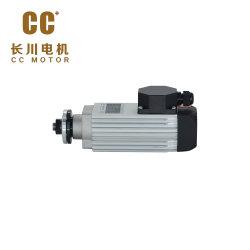Nuevo Diseño refrigerado por aire del motor del husillo de Sierra Mj35B-370