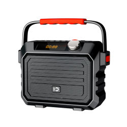 Shidu 30Вт Mini UHF беспроводной динамик АС Bluetooth MP3-плеер