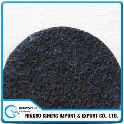 Tamis filtrant fibreux élevé de charbon actif de fibre de polyester d'adsorption