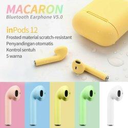 Fone de ouvido Bluetooth Fosco original I12 Auriculares Tws