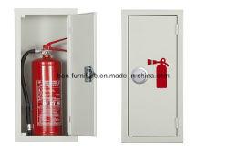 Gabinete do Extintor de Incêndio Metal /metal do gabinete de Proteção contra Incêndio