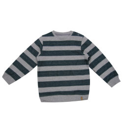 Kind-Jungen-Sweatshirt-StreifenAop