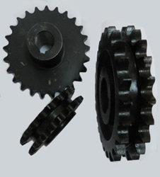 Wärmebehandlung-Rollen-Kettenkettenrad mit haltbarer Qualität