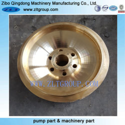 Investition/Verlorenes Wachs/Präzisionsguss CNC maschinell für Bergbaumaschinen Chemische Zentrifugalmaschine bearbeitet ANSI Pumpenrad Teile aus Edelstahl CD4 316SS