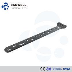 Canwell遠位Rudiusのロック版の整形外科のインプラント小さいKockingの版の外傷の版LCPの版のOsteosynthesis