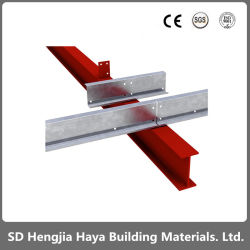Материал конструкции оцинкованных Z-образный стальной швеллер крыши/пролить Purlin