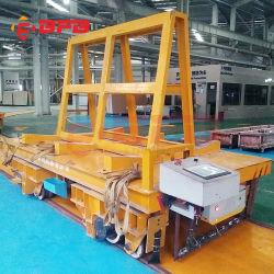 重工業のゴム製車輪の電気輸送車
