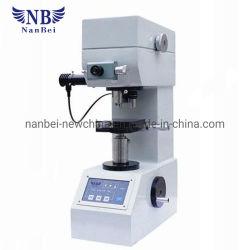自動試験プロセスマイクロ Vickers Hardness Tester Price with CE ( CE を使用したマイクロ Vickers の硬度試験装置の