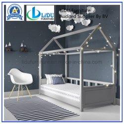 Детский магазин мебели с одной спальней с одной спальней для детей/детский дом кровать/деревянная двухъярусная кровать/детские кровати кровати кровати дом детей