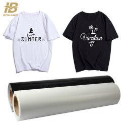Vinile tessuto HTV PVC per trasferimento termico Korea Quality PVC per T-shirt