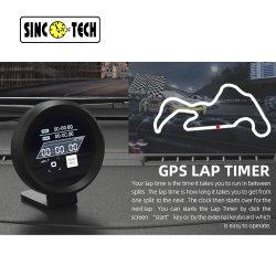 GPS Sinco Tech ne912 Lap Timer compas GPS rouleau compteur de vitesse de jauge de rallye de pas variable
