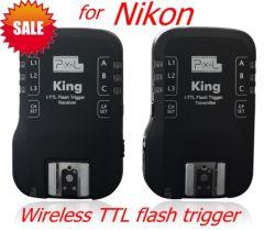 Технология Pixel короля триггер для Wireless TTL flash Nikon