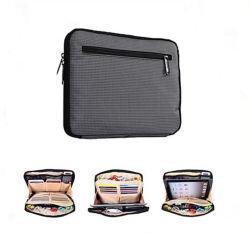ディストリビューターUSBフラッシュ駆動機構ケーブルのオルガナイザーのタブレットの箱の袋の袖袋