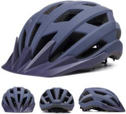 La CE aprobó la CPSC ajustable transpirable y ligera que MTB Ciclismo Moto casco de bicicleta para adultos