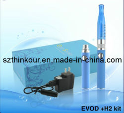 2013 E-cigarette colorés Gt Evod+H2 Kit H2 Evod