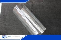 透過カラーゆとりはアクリルの管のパソコンの管の風防ガラスPMMAのプレキシガラスの紫外線抵抗力があるとの装飾的のためのガラス価格PLAの管のポリカーボネートの管を投げた