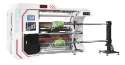 Plástico Máquina de corte longitudinal de BOPP, PET, PVC, PE