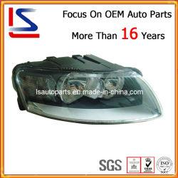 Auto Parts proveedor profesional de la luz de la cabeza para Audi A6l '04-'06
