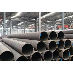Go 42CrMo Taille personnalisée Fabricant Tube en acier ASTM 4140 Matériaux de construction laminées à chaud en acier sans soudure en alliage de tuyau tuyau rond boîtier en alliage de tube d'huile de précision