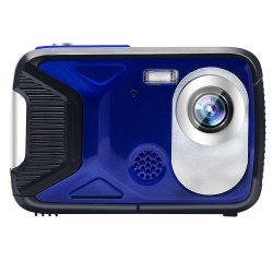 Détecter Anti-Shake face sourire Panorama de capture de 5 m de la vie l'appareil photo numérique étanche