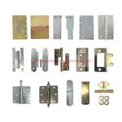 Décoration Bricolage Jardin meubles de la plaque de laiton en acier inoxydable de zinc Nickle case de la charnière de vitre de porte