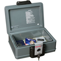 Секретный Сейф огнеупорные Caja de Seguridad сейф для хранения документов