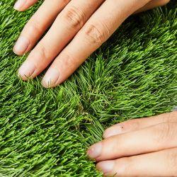 Tapis de sol paysagé chinois pas cher Décoration murale gazon artificiel Herbe en plastique