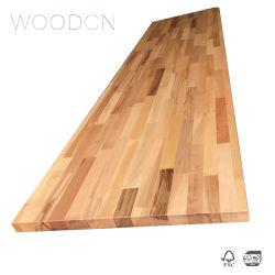 Bloc de bois de hêtre Butcher Plan de travail