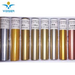 Chrome серебристый металлик Gold конфеты цвет устойчивые к УФ излучению покрытие распыления порошковой краски покрытие
