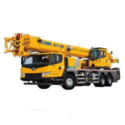30 tonnes chariot mobile télescopique XCMG Rhd grue QY30KA