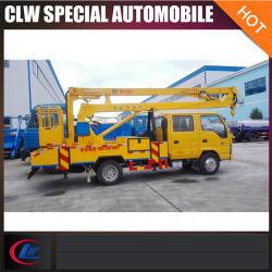 16M 고공 작업 플랫폼 트럭, 고고도 작업 차량, 후미리프트 트럭,