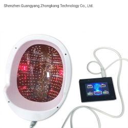 810nm Photobiomodulation Nir LED Infravermelho magnética transcraniana Estimulação cerebral capacete