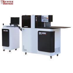 شركة ديرفيسنج مصنعين تلقائياً S150 CNC متعددة الوظائف خطاب قناة آلة الانحناء بالنسبة إلى 3D Acrylic Metal Letter وLED يوقعان تكلفة أعلى الأداء