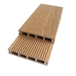 3D, das WPC hölzernen zusammengesetzten Plastikdecking mit der Qualität 3D prägt ausgeführten WPC Fußboden-Vorstand-Dekorationmateriellen zusammengesetzten Decking Online-Prägt