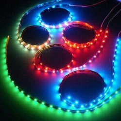 Мягкий свет газа без водонепроницаемая одежда (5050)
